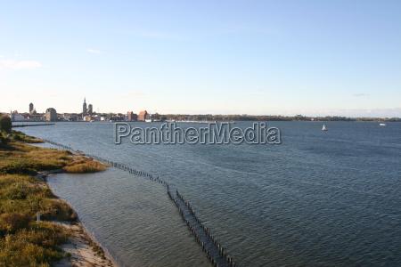 porto agua mar baltico agua salgada