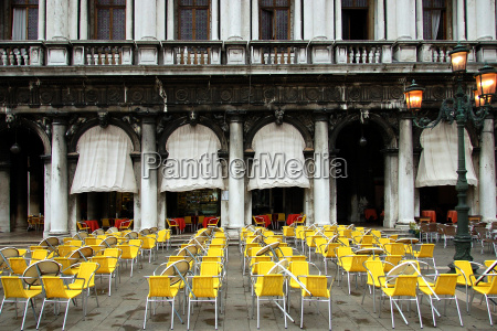 cafe at st marks square