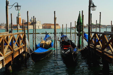 le gondole di venezia