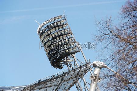 headlight olympic park