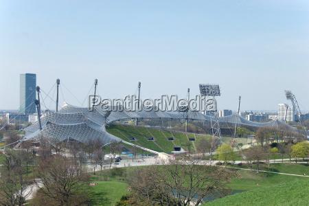 olympiastadion muenchen