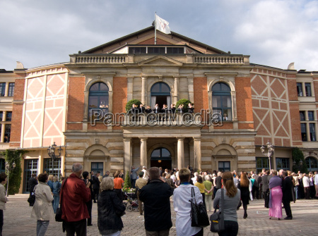 opening festival bayreuth 2009