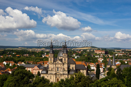 high cathedral in fulda