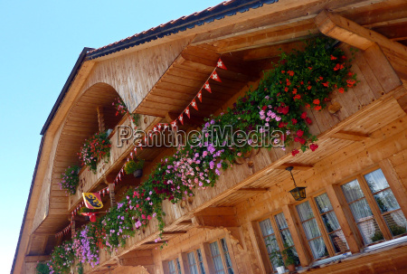 bernese farmhouse