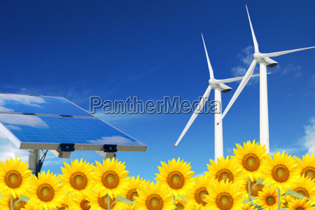 clean power from the nature
