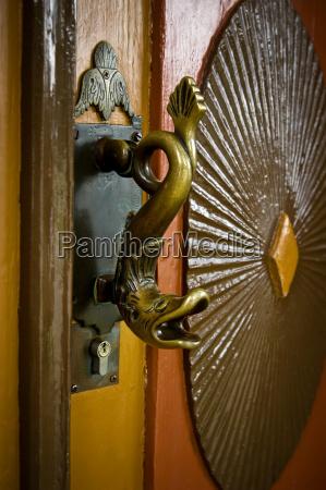 nostalgia door lock in the form