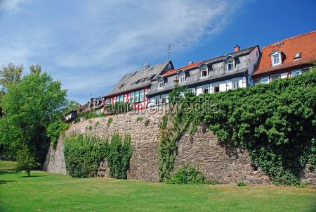 old town frankfurt hoechst