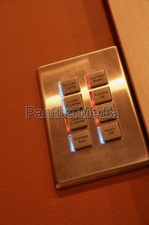 keypad in home