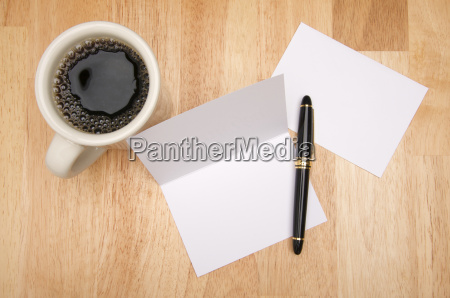 note, card, &, coffee - 2200957