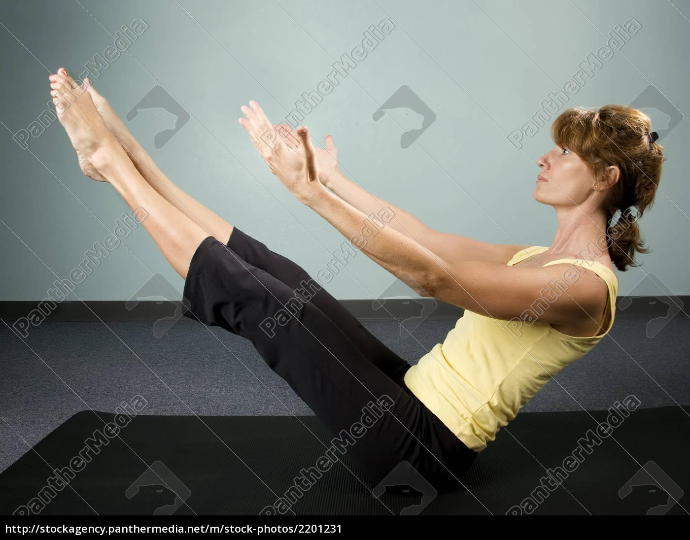 woman, excercising - 2201231