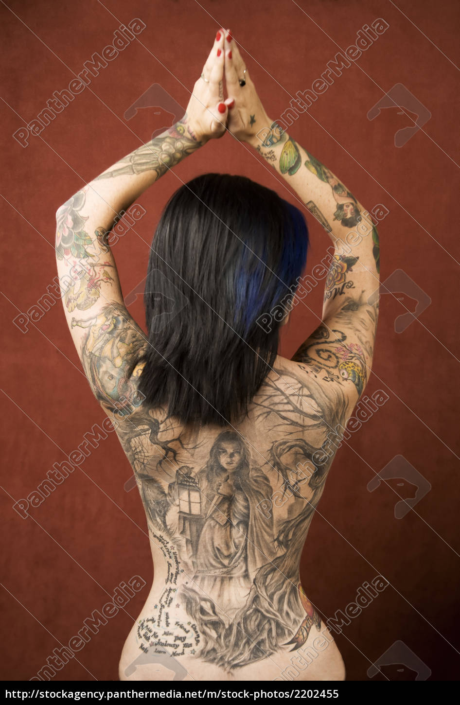 woman, with, tattoos - 2202455