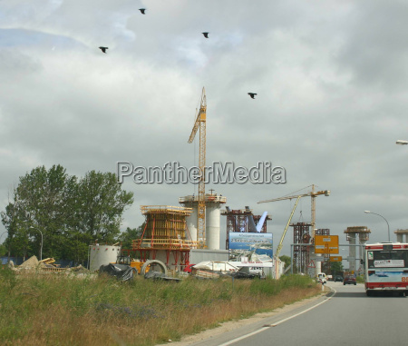 construction of ruegenbruecke 28062005