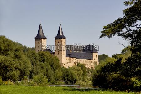 rochlitzer castle