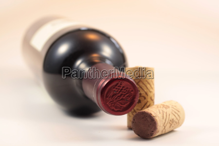 cork, and, wine, bottle - 2241423