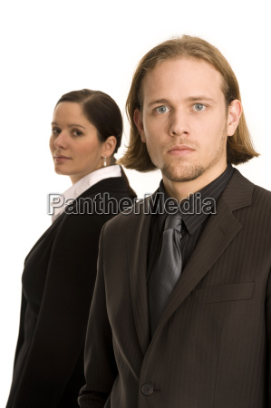 woman career portrait business dealings deal