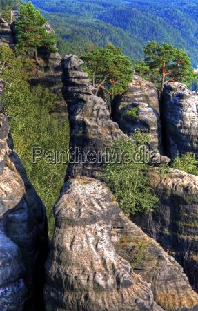 land of the pinnacles