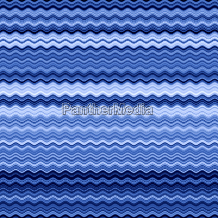 blue wavy lines abstract pattern background