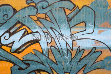graffiti spraypaint