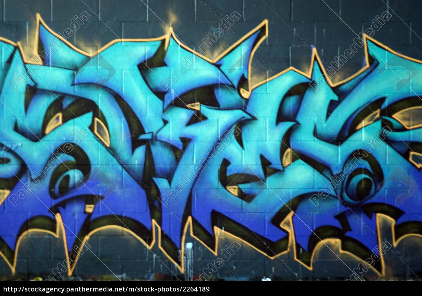 street, graffiti, spraypaint - 2264189