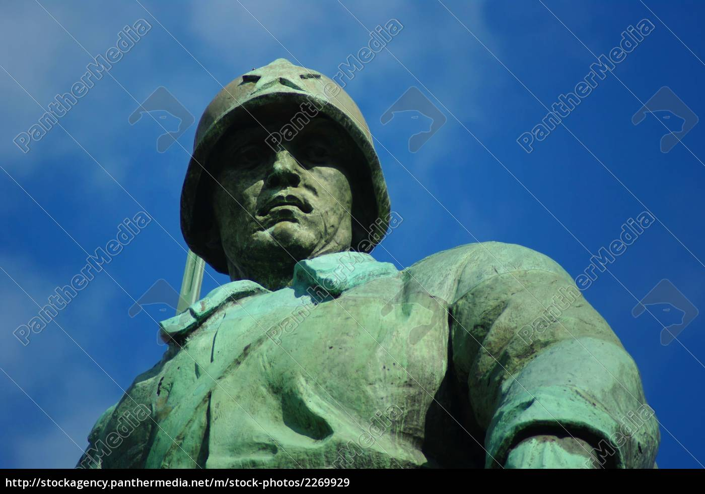 soldier, in, the, soviet, memorial - 2269929