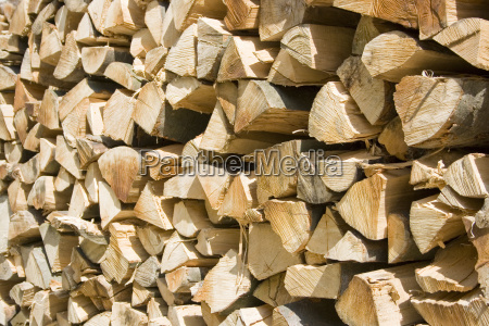 wood stack firewood