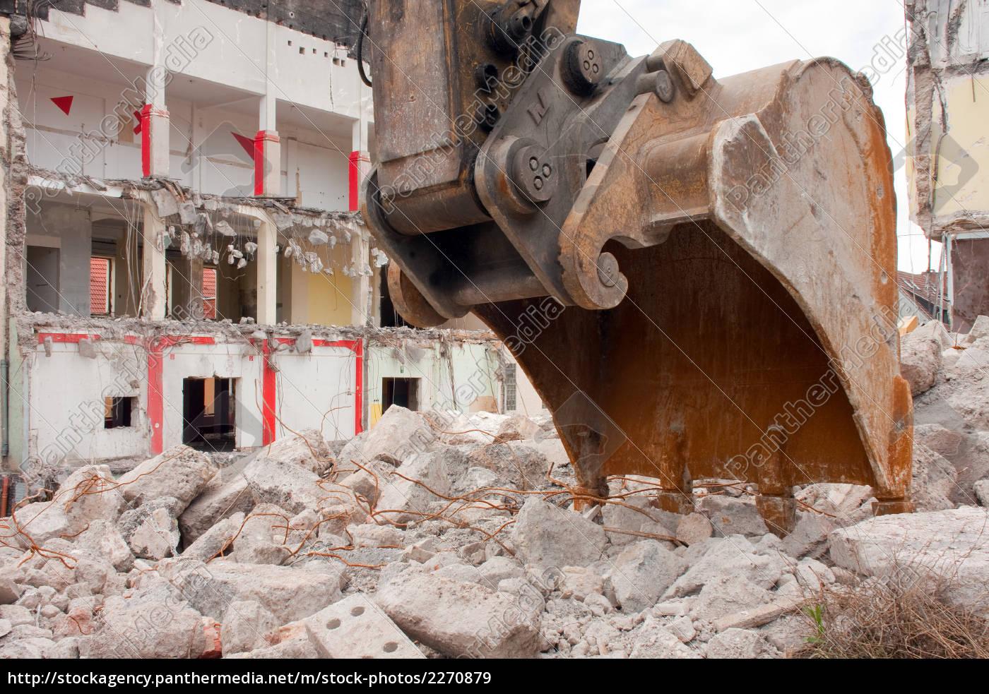 demolition, work - 2270879