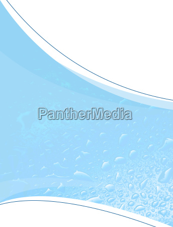 blue, water, droplets, layout - 2271849