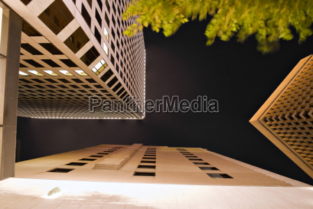 night city architecture
