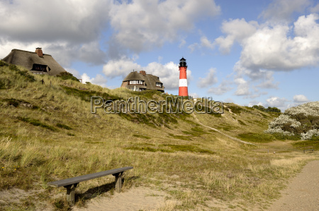 hoernum lighthouse