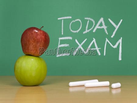 today exam