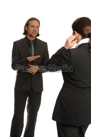 deaf ears