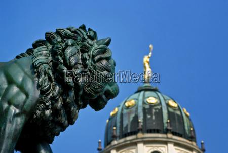 loewe on german cathedral berlin