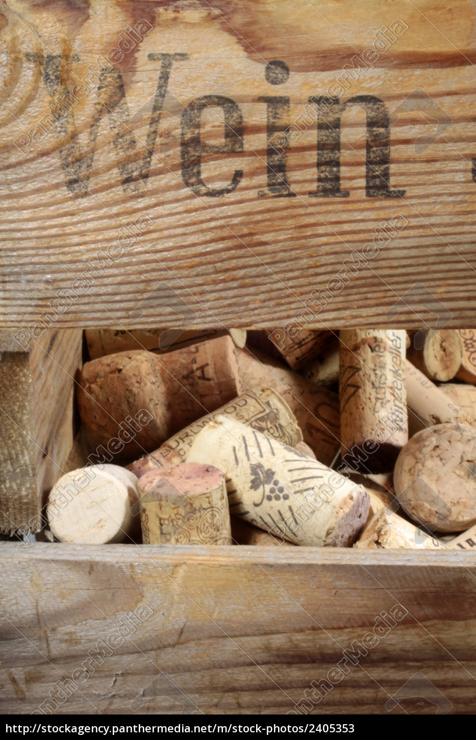 old, wine, wooden, box, with, cork - 2405353