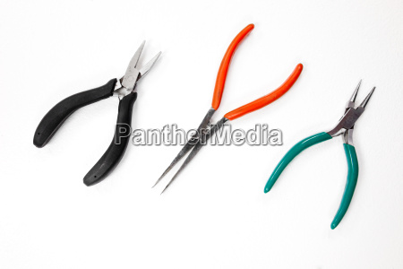three pliers
