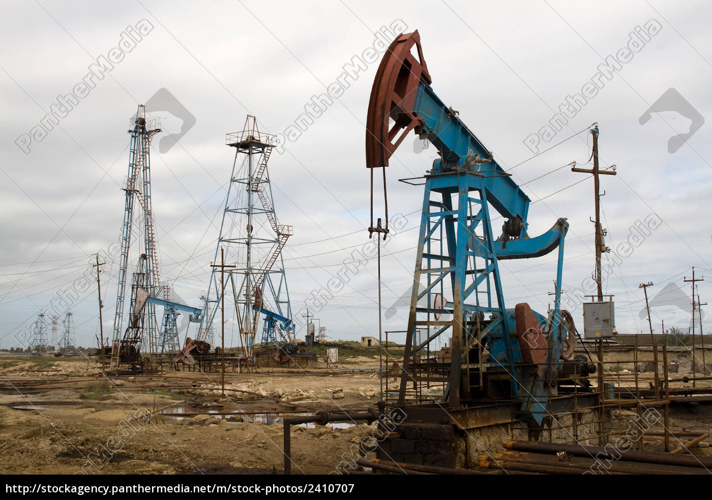 oil, extraction - 2410707