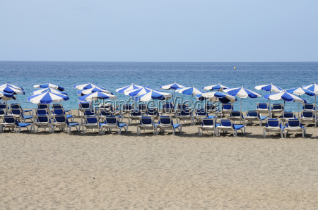 beach in los cristianos tenerife