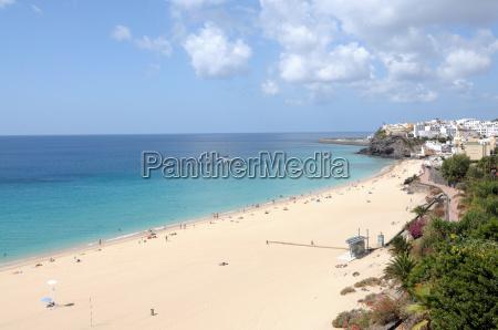 beach, of, morro, jable, fuerteventura - 2413673