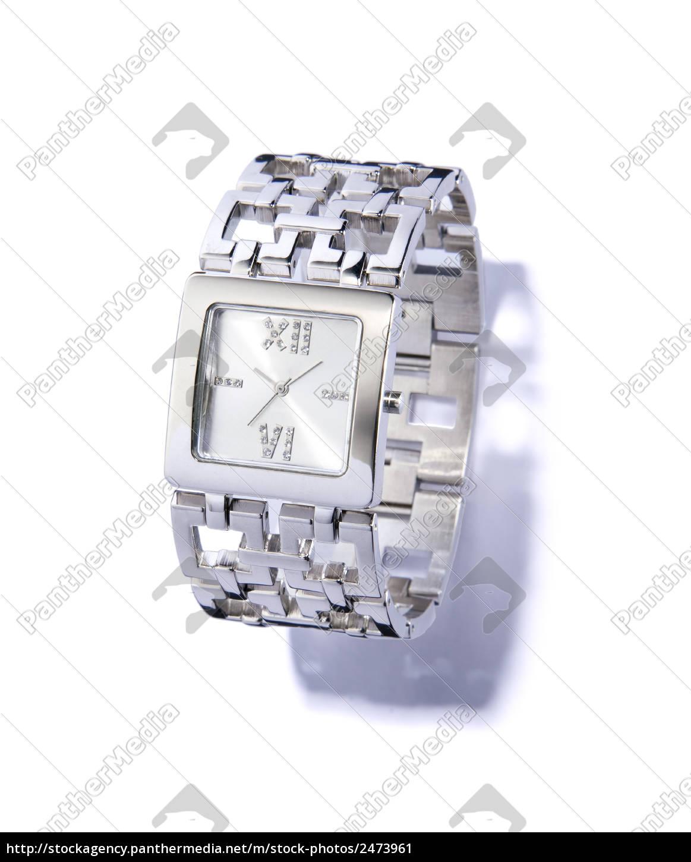 silver, watch - 2473961