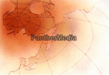 background map earth worldwide map terrestrial
