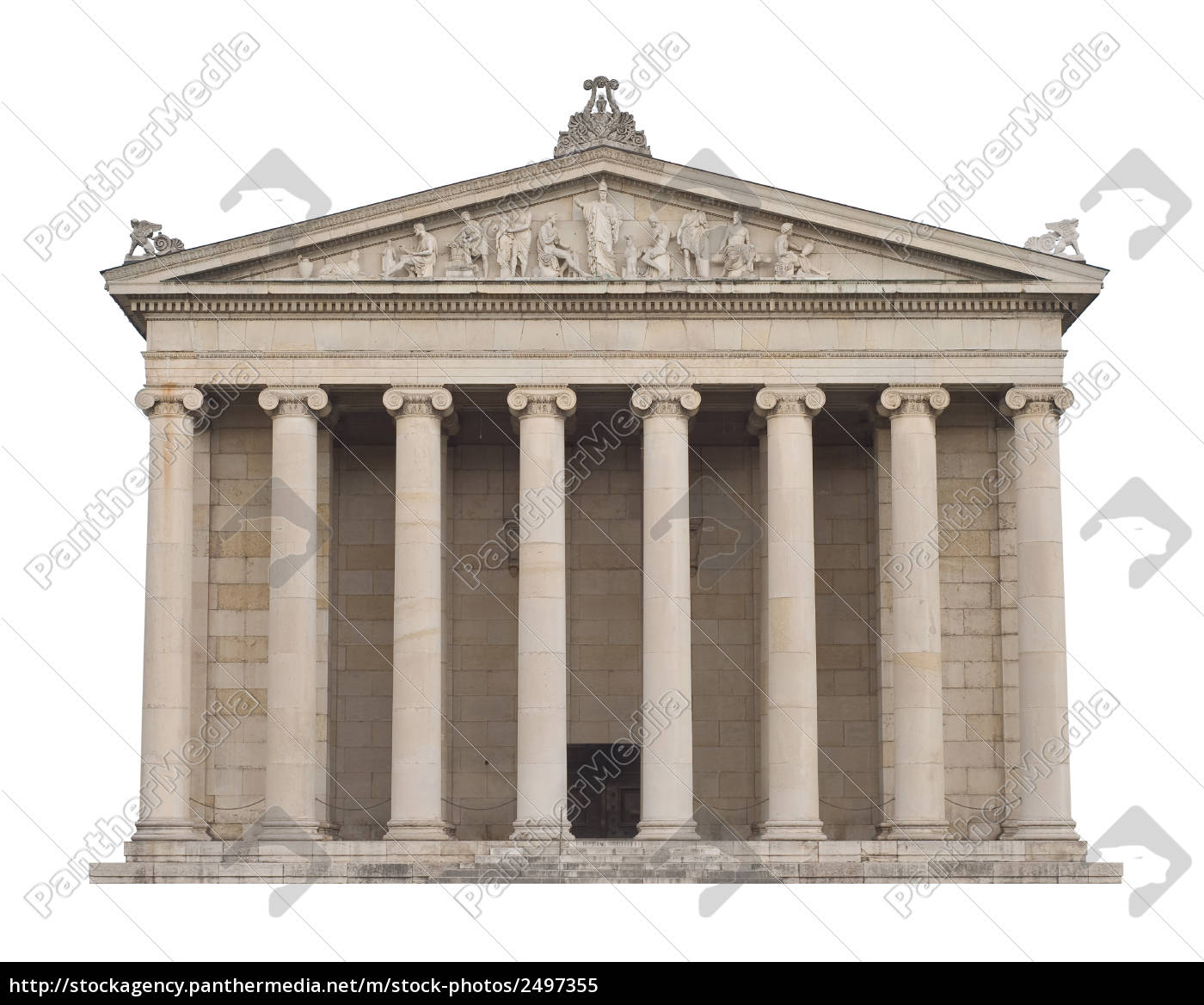 classical, greek, architecture - 2497355