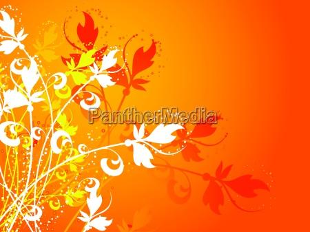 floral, design - 2537757