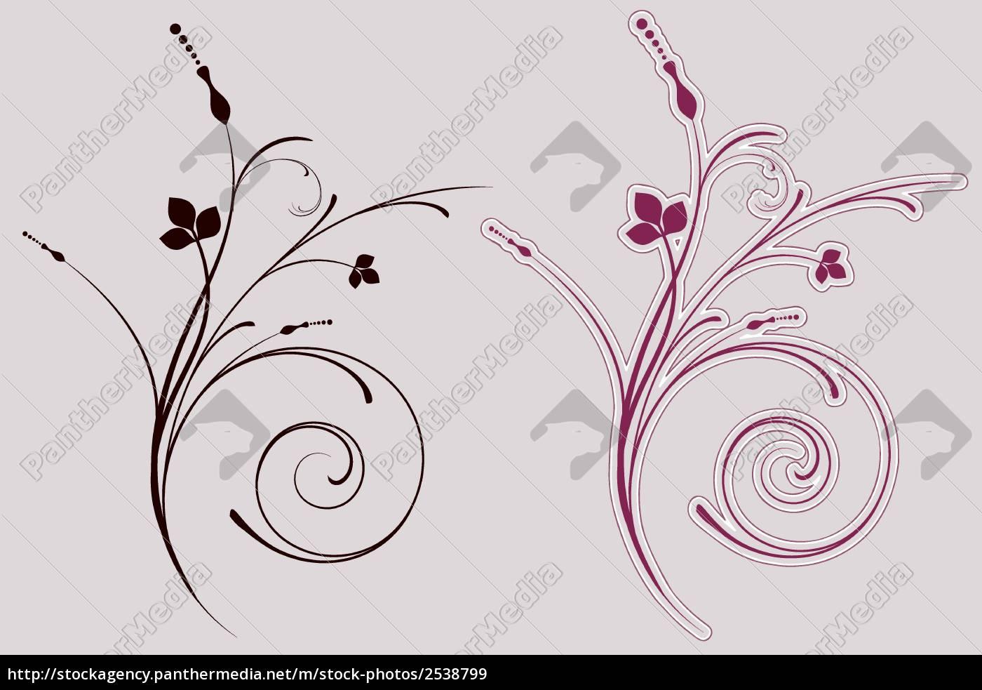 decorative, flourish - 2538799