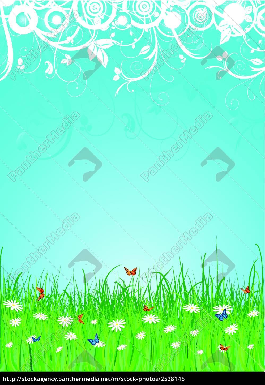summer, background - 2538145