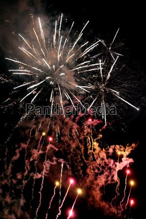 finale fireworks