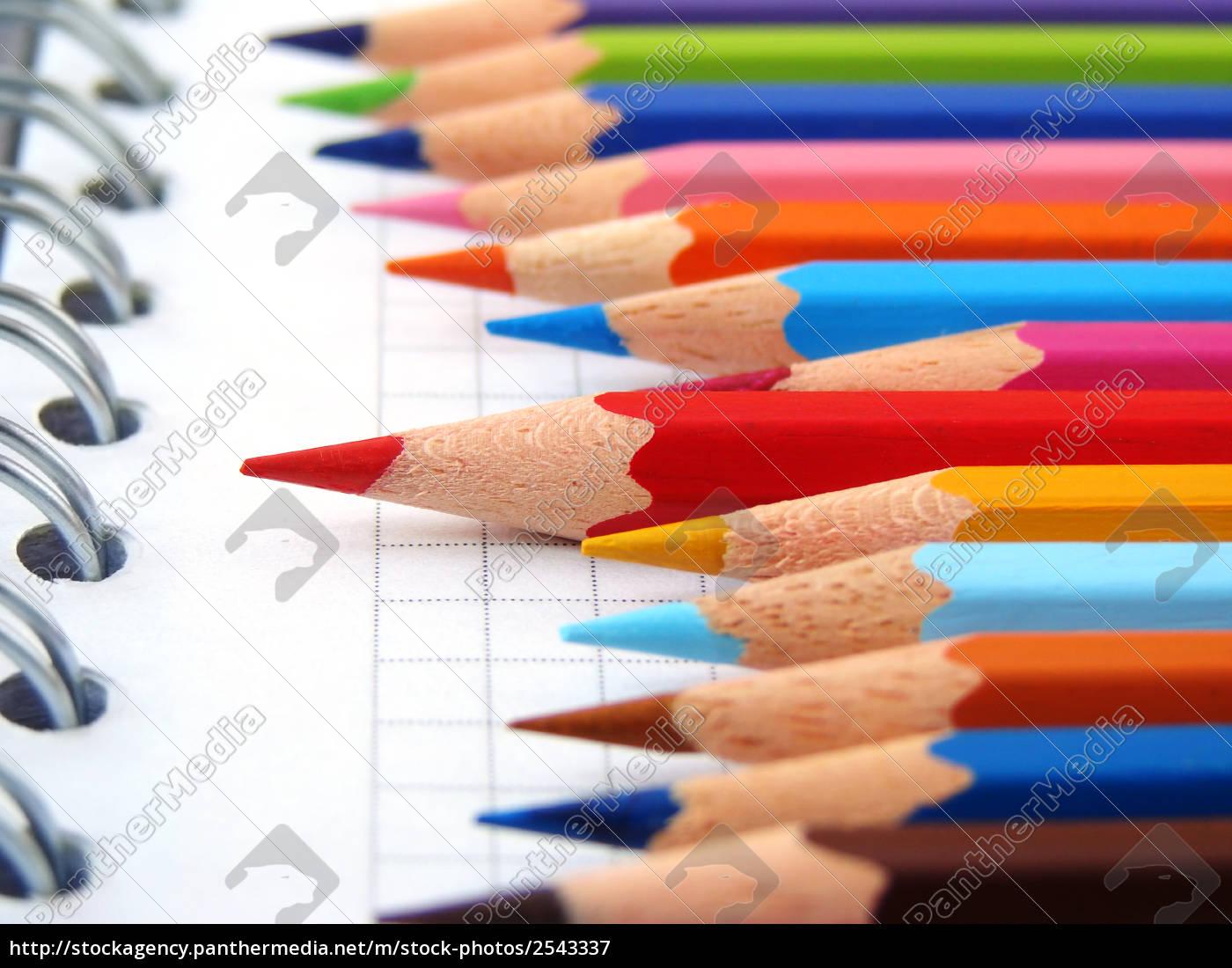 , color, pencils - 2543337