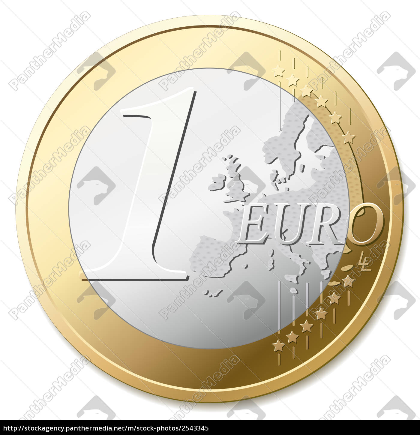 Business, Economy, Money, White, Europe, Symbol - 2543345