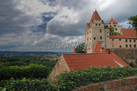 castle of landshut