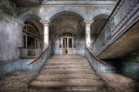 beelitz stairway