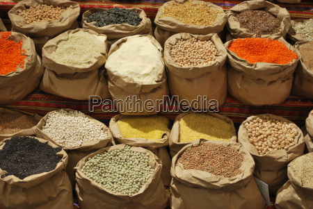 legumes and seeds
