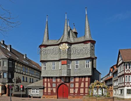 rathaus frankenberg eder at the